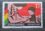 Poštovní známka Zimbabwe 1985 Zdravotní sestra Mi# 336