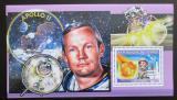 Poštovní známka Guinea 2006 Průzkum vesmíru Mi# Block 1114