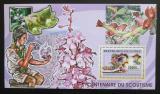 Poštovní známka Guinea 2006 Skauti a orchideje Mi# Block 1027