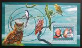 Poštovní známka Guinea 2006 Ptáci a Leclerc Mi# Block 988