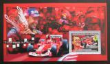 Poštovní známka Guinea 2006 Formule 1, Michael Schumacher Mi# Block 981