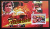 Poštovní známka Guinea 2006 Formule 1, Michael Schumacher Mi# Block 983