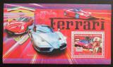 Poštovní známka Guinea 2006 Ferrari Mi# Block 1075
