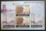 Poštovní známky Burundi 2012 Umění, Armand Guillaumin Mi# 2364,2366 Kat 10€