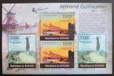 Poštovní známky Burundi 2012 Umění, Armand Guillaumin Mi# 2363,2365 Kat 10€