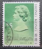 Poštovní známka Hongkong 1989 Královna Alžběta II. Mi# 518 III