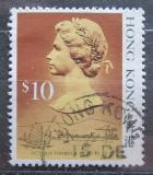 Poštovní známka Hongkong 1987 Královna Alžběta II. Mi# 519 I Kat 5€