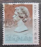 Poštovní známka Hongkong 1991 Královna Alžběta II. Mi# 549 V