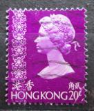 Poštovní známka Hongkong 1973 Královna Alžběta II. Mi# 270