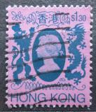 Poštovní známka Hongkong 1982 Královna Alžběta II. Mi# 398
