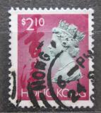 Poštovní známka Hongkong 1995 Královna Alžběta II. Mi# 746