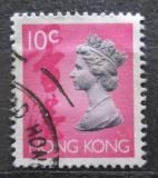 Poštovní známka Hongkong 1992 Královna Alžběta II. Mi# 654