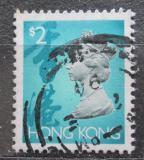 Poštovní známka Hongkong 1992 Královna Alžběta II. Mi# 664