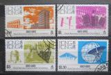 Poštovní známky Hongkong 1983 Observatoř, 100. výročí Mi# 419-22 Kat 13€