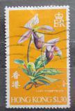 Poštovní známka Hongkong 1978 Orchidej Mi# 342