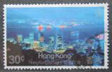 Poštovní známka Hongkong 1983 Noční Victoria Mi# 415