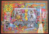 Poštovní známka SAR 1985 Průzkum vesmíru Mi# Block 343