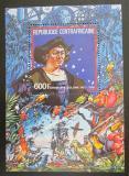 Poštovní známka SAR 1985 Kryštof Kolumbus Mi# Block 364