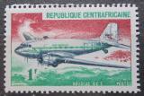 Poštovní známka SAR 1967 Letadlo Douglas DC-3 Mi# 144