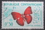 Poštovní známka SAR 1961 Cymothoe sangaris Mi# 4