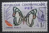 Poštovní známka SAR 1961 Charaxes nobilis Mi# 5