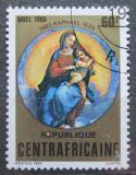Poštovní známka SAR 1980 Vánoce, umění, Raffael Mi# 702