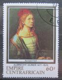 Poštovní známka SAR 1978 Umění, Albrecht Dürer Mi# 572