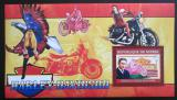 Poštovní známka Guinea 2006 Harley Davidson Mi# Block 1083