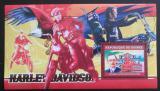Poštovní známka Guinea 2006 Harley Davidson Mi# Block 1085