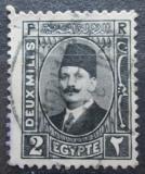 Poštovní známka Egypt 1927 Král Fuad Mi# 120