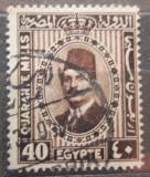Poštovní známka Egypt 1932 Král Fuad Mi# 132