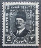 Poštovní známka Egypt 1936 Král Fuad Mi# 214