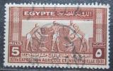 Poštovní známka Egypt 1931 Freska Mi# 153