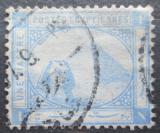 Poštovní známka Egypt 1884 Sfinga a pyramida Mi# 34