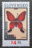 Poštovní známka Slovensko 2003 Evropa CEPT, plakát Mi# 454