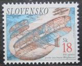 Poštovní známka Slovensko 2003 První let bratří Wrightů Mi# 471
