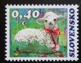 Poštovní známka Slovensko 2011 Velikonoce Mi# 655