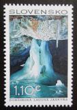 Poštovní známka Slovensko 2011 Dobšinská ledová jeskyně Mi# 659