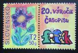 Poštovní známka Slovensko 2011 Dětská známka Mi# 662