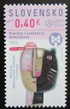 Poštovní známka Slovensko 2011 Ilustrace Mi# 667
