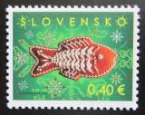 Poštovní známka Slovensko 2011 Vánoce Mi# 670