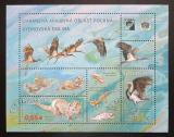 Poštovní známky Slovensko 2015 Ochrana přírody Mi# Block 46
