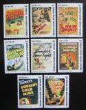 Poštovní známky Guyana 1993 Disney, Kačer Donald Mi# 4424-31