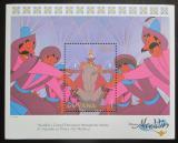 Poštovní známka Guyana 1993 Disney, Aladdin Mi# Block 370