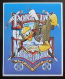 Poštovní známka Guyana 1996 Disney, Kačer Donald Mi# Block 514