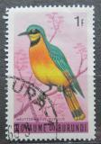 Poštovní známka Burundi 1965 Melittophagus pusillus Mi# 144