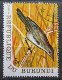 Poštovní známka Burundi 1970 Rákosník velký Mi# 639