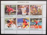 Poštovní známky Guinea-Bissau 2003 LOH Atény Mi# 2381-86 Kat 11€