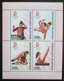 Poštovní známky Guinea 2008 LOH Peking Mi# 5342-45 Bogen