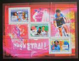 Poštovní známky Guinea 2007 Sportovci Mi# 4569-71 Kat 8€